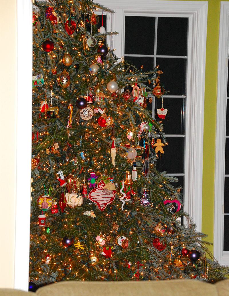 Fat Christmas tree