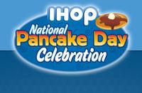 IHOP National Pancake Day Celebration