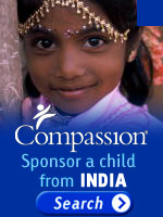 Sponsor a Compassion child from India!
