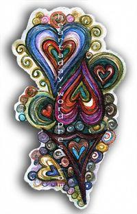 Heart-doodle from http://heartaday.wordpress.com/