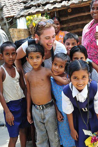Compassion children India