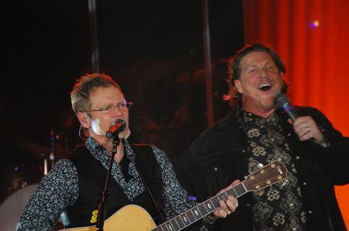 Steven & Geoff Moore