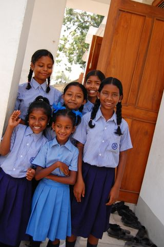 Precious girls in Calcutta, some NEEDING sponsors, believe it or not!