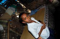 Compassion International sponsored child India