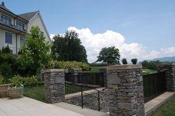 Inn at Biltmore patio view