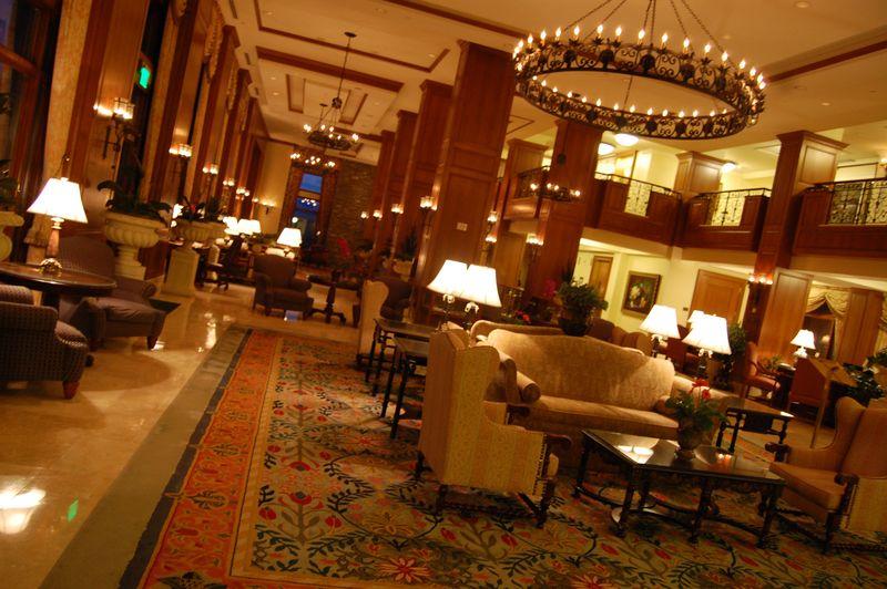 Inn at Biltmore lobby