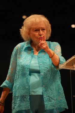 Betty White, Chattanooga, TN Life Expo