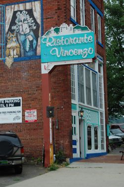 Ristorante Vincenzo ~ We ate here 23 years ago on our honeymoon & it was DELICIOUS!