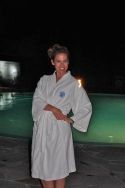 @PensieveRobin poolside at The Inn at Biltmore