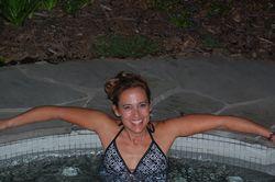 hot tub, the Inn at Biltmore