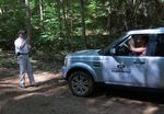 Land Rover Experience instructor