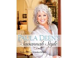 Paula Deen Savannah Style cookbook