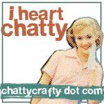 Chatty Crafty Badge