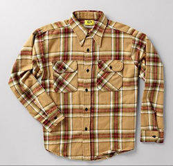 Vintage flannel shirt, Fossil Finds