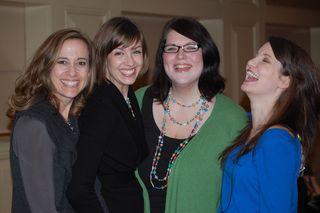 Robin, Amber, Arianne & Sara Sophia