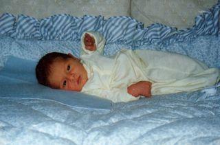 Baby Rachel Hannah