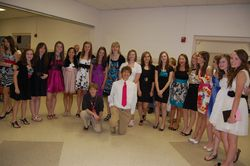 8th Grade Commencement