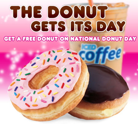 DunkinDonuts-National-Donut-Day