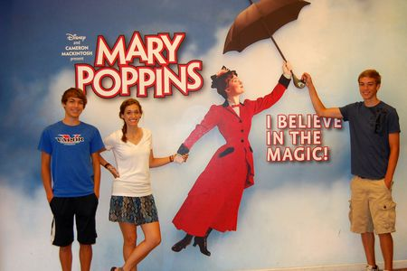 Teenagers & Mary Poppins???