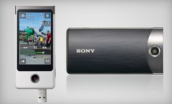 Sony Bloggie Touch MP3