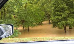 Flooding in Chattanooga September 2011