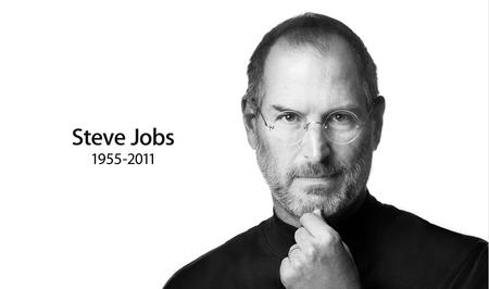 Apple's announcement about Jobs' death