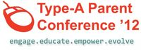 Type-A Parent Conference Logo