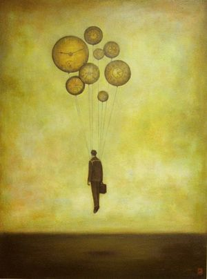 Time Flies with Strings Attached ~ Duy Huynh