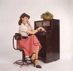Lily Tomlin as Ernestine
