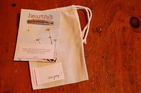 "Lisa Leonard Heartfelt Collection at DaySpring, ""Be Still and Know"" bracelet"
