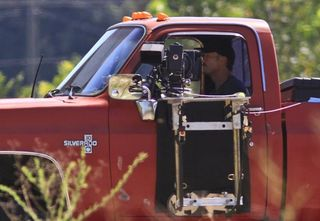 Tim McGraw TRUCK YEAH video shoot in Chattanooga
