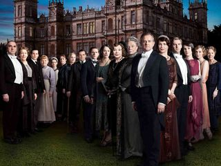 Downton_abbey-family-and-staff