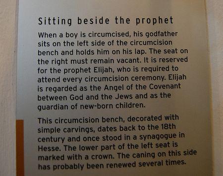 Circumcision 2,000 years ago