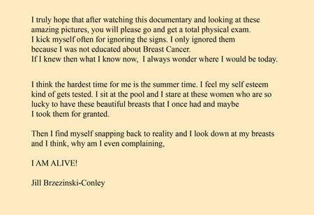 Jill Brzezinski-Conley quote