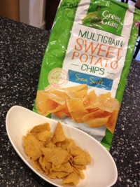 Green Giant Multigrain Sweet Potato Chips