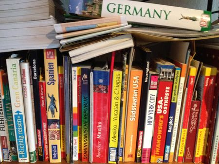 Travel guides and books