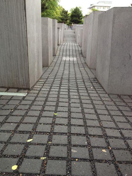 German Holocaust Memorial, Berlin