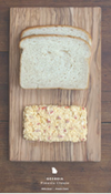 Pimento Cheese Sandwich via Stately Sandwiches