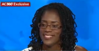 Antoinette Tuff, screenshot from CNN AC 360