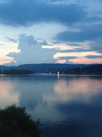 View from the Boat House restaurant on the TN River in Chattanooga