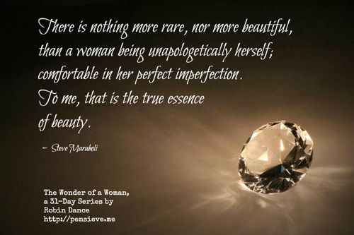 Quote by Steve Maraboli on Beauty