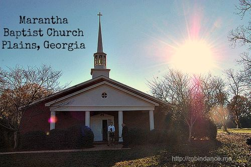 Maranatha Baptist Church - Plains, GA