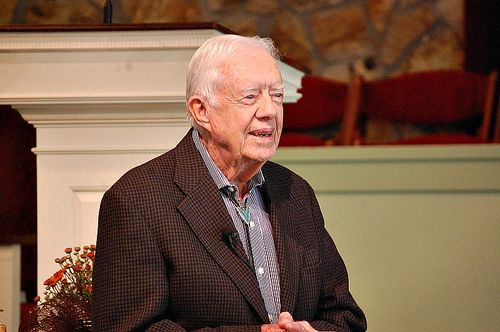 Jimmy Carter, 39th U.S. President, 1977-198