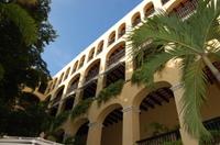 El_convento_courtyard