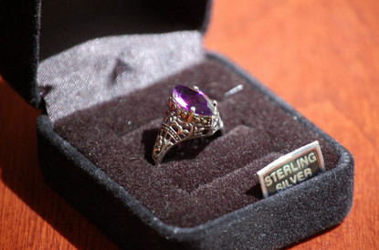 Amethyst_marcasite_silver_ring