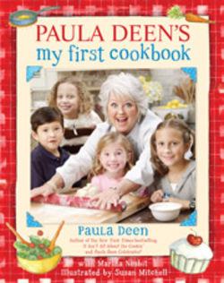 Pauladeensmyfirstcookbook